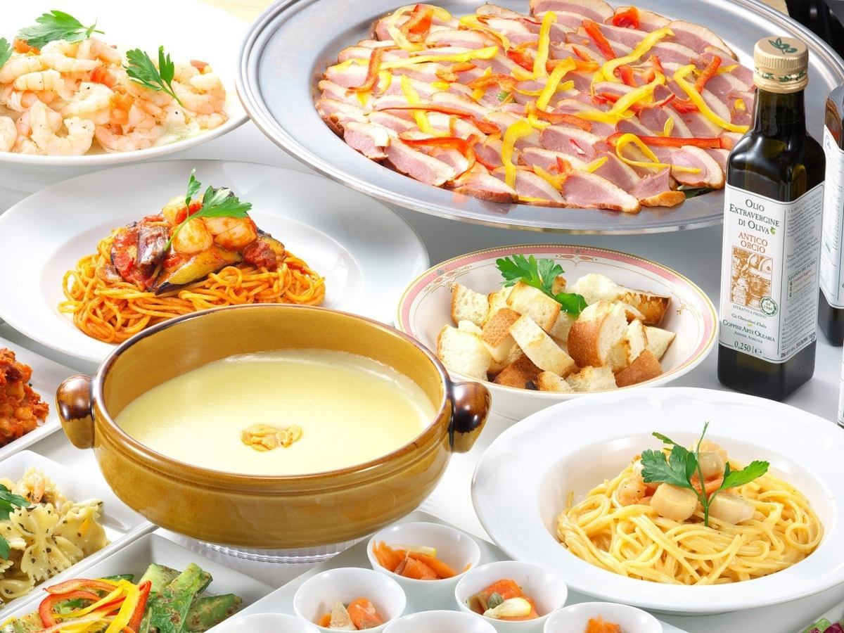 预购Happy Cheese Fondue Dinner 2000日元(不含税)3人或以上