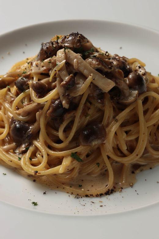 蘑菇奶油醬