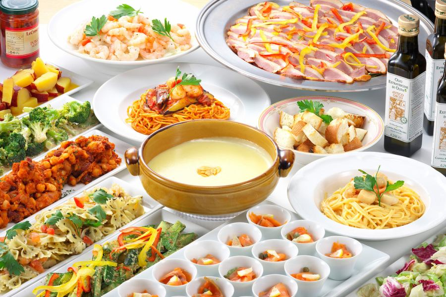 Also recommended for dinner time! Cheese fondue dinner