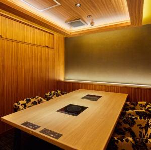 6名様個室を二つつなげて宴会にご利用いただけます。(※写真はイメージとなります。)