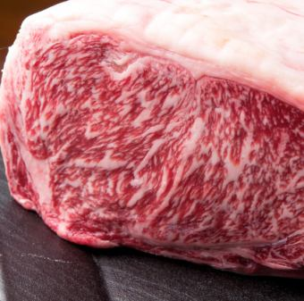 ■■ Wagyu beef that can be chosen by the master Ikuta ■■
