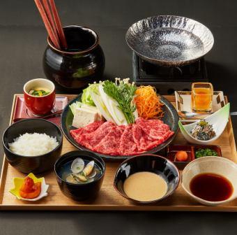 Japanese Black Beef Shabu Shabu Gyoen
