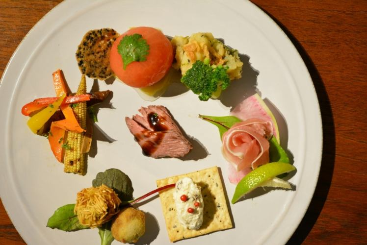 【Course of the meal】 Recommended casual course A plan for girls' party / couple