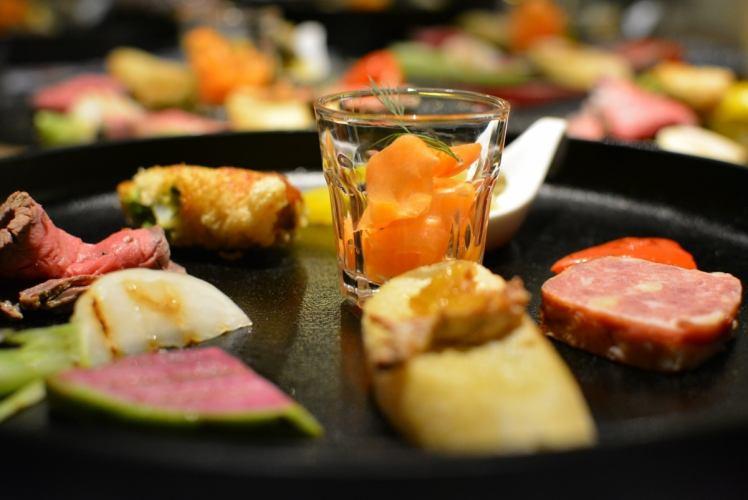 【用餐過程】簡介豪華套餐B計劃