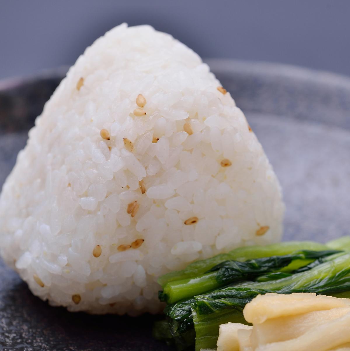焼きおにぎり (1ケ:醤油・味噌)
