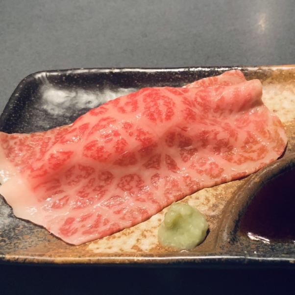 炙り肉寿司 タン/モモ/コウネ