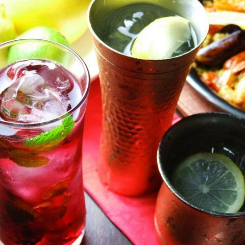 Highball is also popular ★