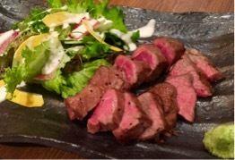 【Exquisite】 Hayama beef steak