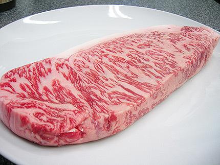 千屋牛肉 特選最高級 サーロイン・ロース・希少部位の厚切りステーキ