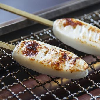 Grilled bamboo grass (3)