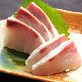 Kanpachi刺/銀鮭魚刺