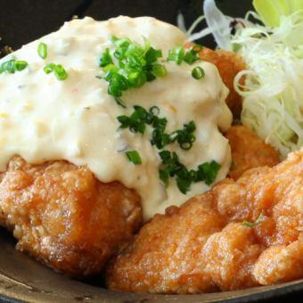 치킨 남만