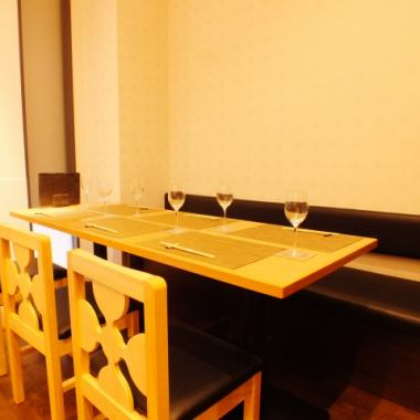 It is a warm atmosphere, comfortable ◎.We welcome even one person alone! Of course we can accept group bookings as well.