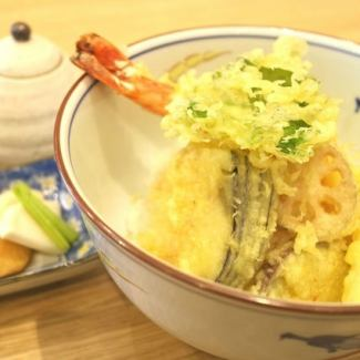 Great prawn sunflower (Wasabi) mini bowl of rice