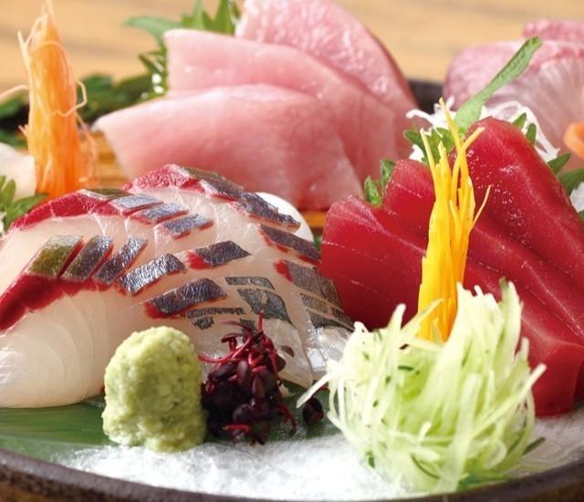 Shito Produce Shirasu / Salmon Build / Setouchi Thai Build / Shimaji Build / Cheeka Maker