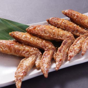 닭 날개 튀김 (5 개)