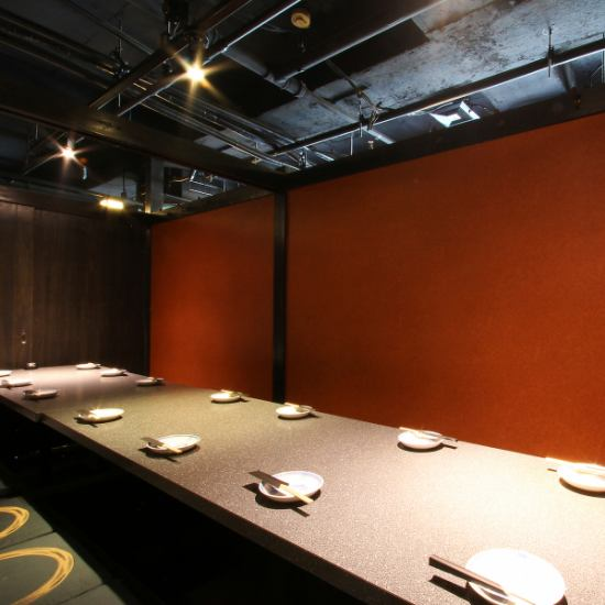 For 10 to 20 people as well, we adjust by dividing so that any number of complete private rooms ☆
