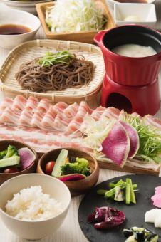 Limited time 【~ 8/31】 Kuri-shab Shabu-shabu all-you-can-eat + 2 hours with unlimited drink course 3000 yen ⇒ ★ 2500 yen ★