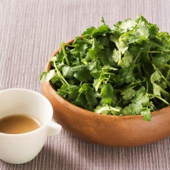 Moromori Pakuti salad