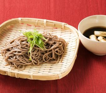 The soba of itsumo