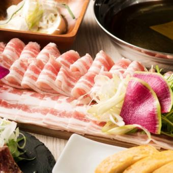 【On the day OK !!】 【Lunch Limited】 All you can eat chestnut pork + 90 minutes with unlimited drinks ★ 1500 yen ★