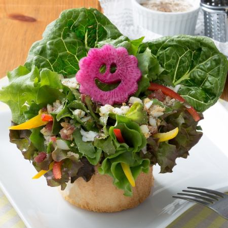 Caesar salad of ISSA ~ Tailored bouquet ~
