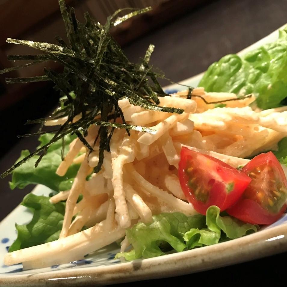 明太マヨ大根サラダ