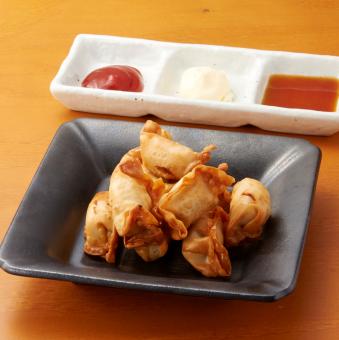 Hakata Fumigi fried dumplings