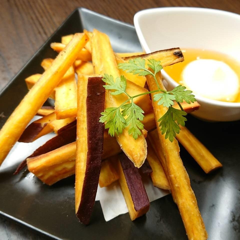 紅薯蜂蜜梅奧