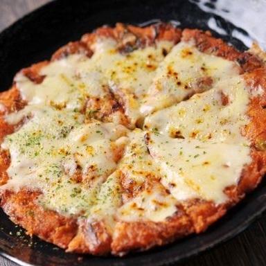 奶酪泡菜Chijimi