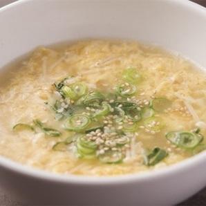 雞蛋湯/ Yukkejang湯