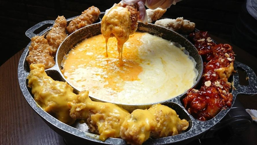 ★ Cheegotchin specialty ★ 【Cheese Czech course】 All you can drink 2h all 6 items 3480 yen (tax included)
