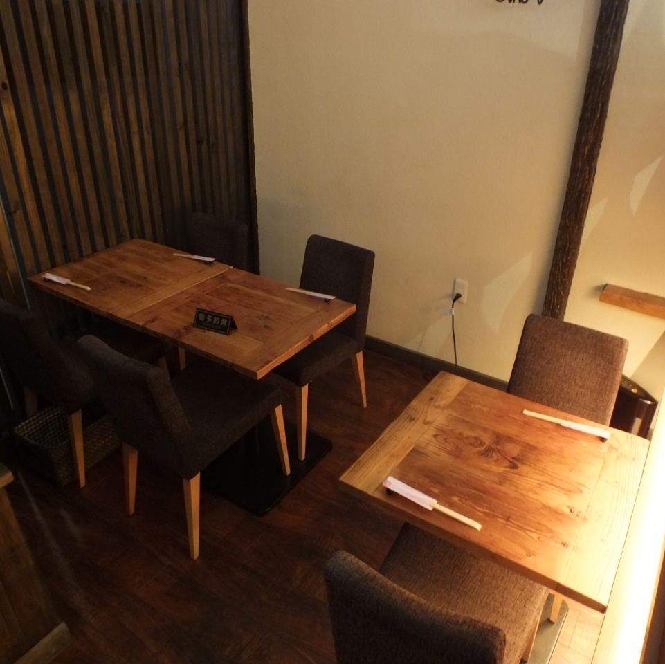If you can tell in advance we will guide you to consider the seat.Usage depends on customer.A banquet meeting the scene.3 minutes on foot from Nagtsuda station and good location.Saku drinking, using meals, wishing a party and your favorite usage.We accept a charter.Please feel free to contact us.