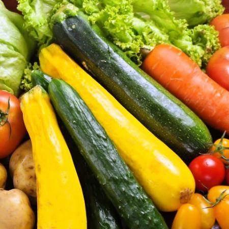 福岡からの有機野菜