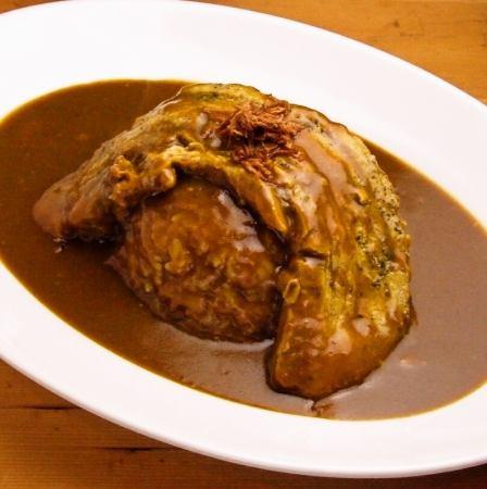 沸沸扬扬的猪肉咖喱