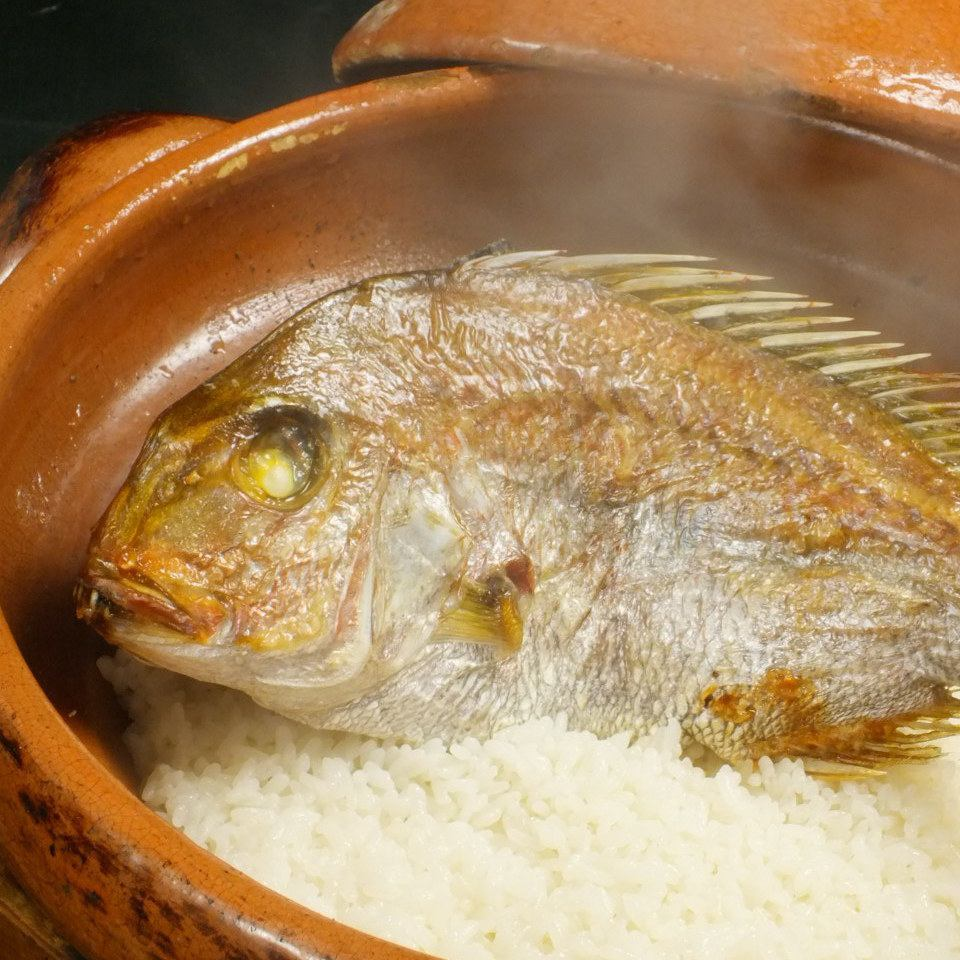 "Each one carefully cooks a specialty ""Tin Misashi"" and enjoying authentic taste with fresh fish dishes."