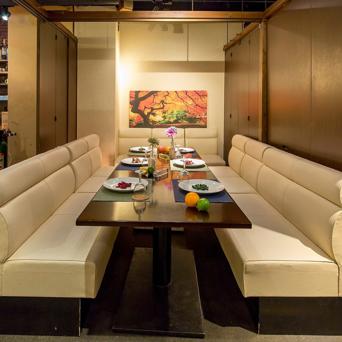 Groups perfect for banquets Private rooms