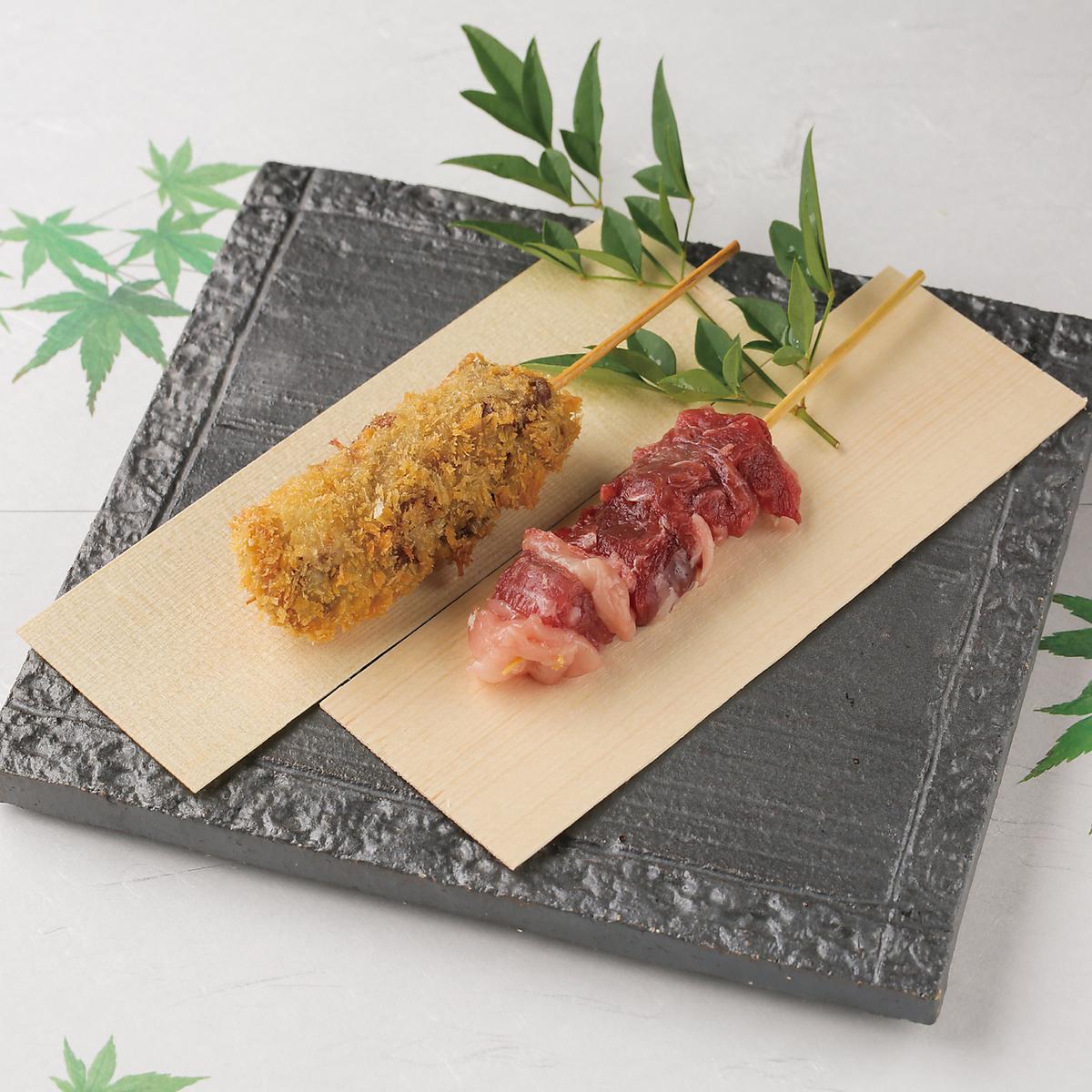 Kushikatsu(牛)