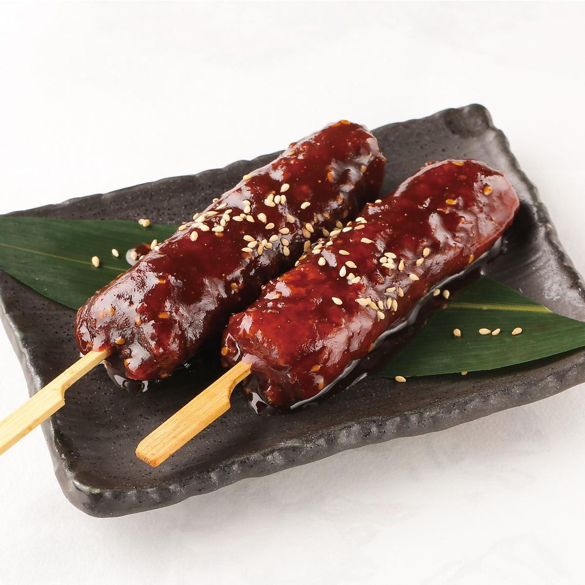 Miso katsu skewer (2 pieces)