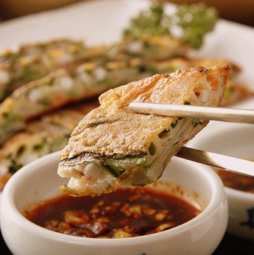 韓国家庭料理で新年会