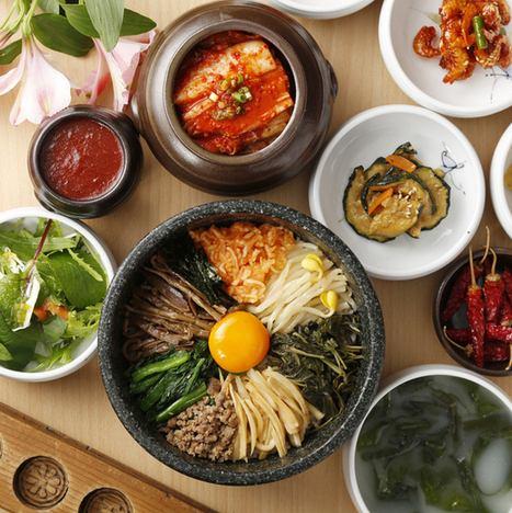 [Various banquets] Japchae / Chijimi / Ishiyaki Bibimbap Classic Korean food plan 2 hours all-you-can-drink from 4880 yen!