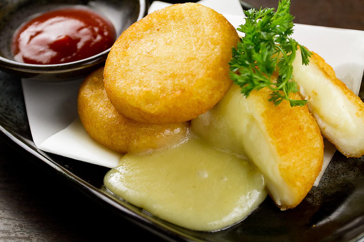 Crispy potato