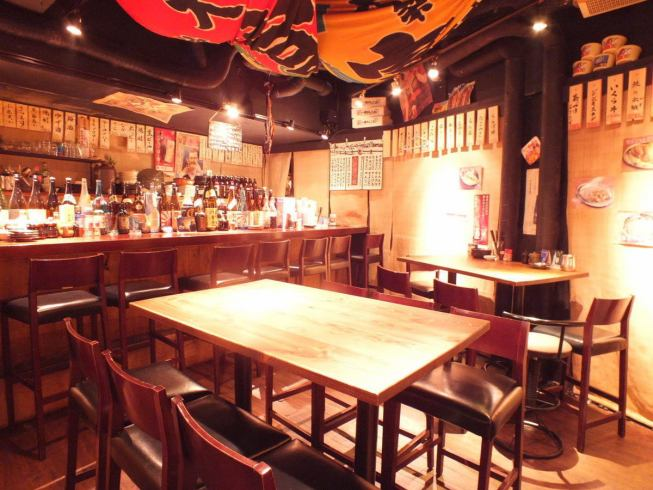 Shibuya station from 5 !! The store manager from Kushiro gets his arms Hokkaido cooking food.We can also charter for 10 people !!