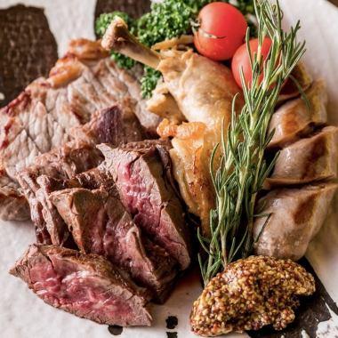 MAROSUN 【Meat dishes】
