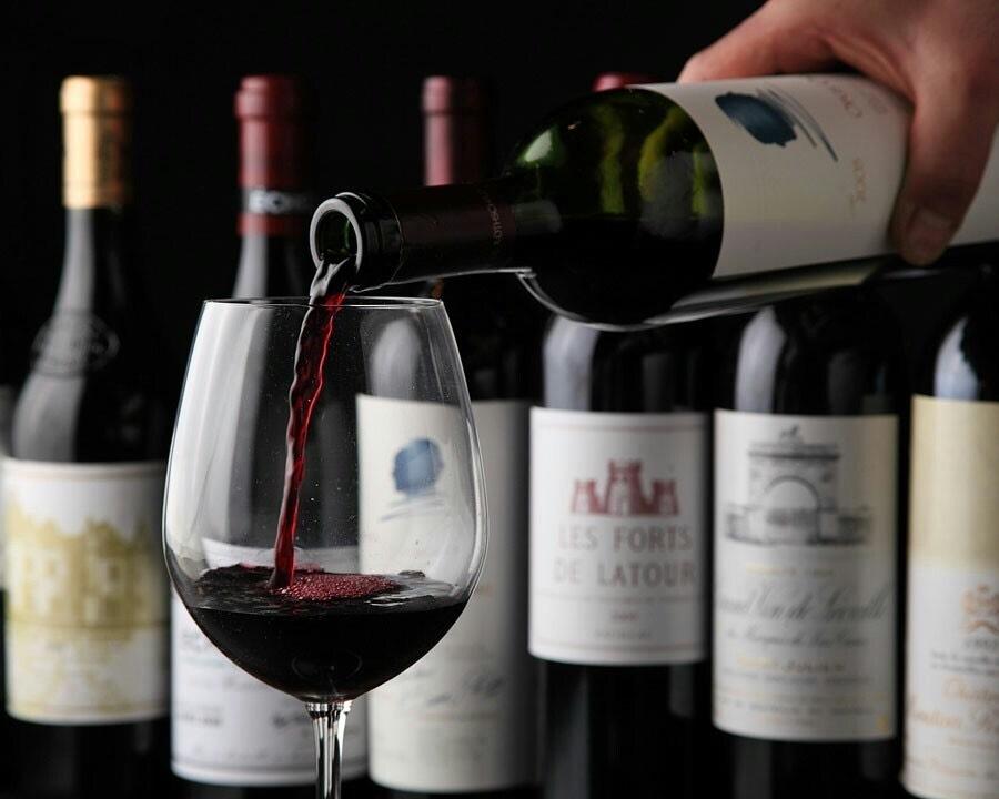 The wine pro also roared!