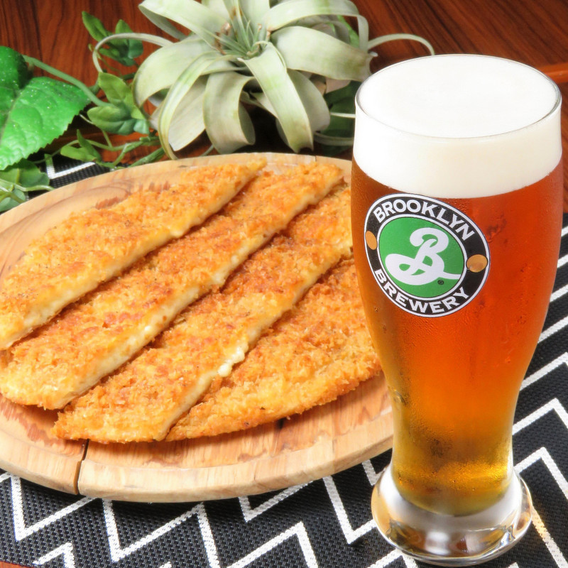 話題のクラフトビール×韓国料理