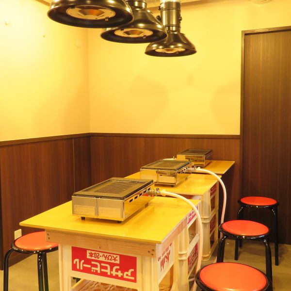 The bright shop is clean.Please use it on dates, anniversaries, and special occasions with important people.The spacious and spacious table makes you feel at home.Amenity goods are also substantial, so those who are concerned about odors can enjoy it with confidence!