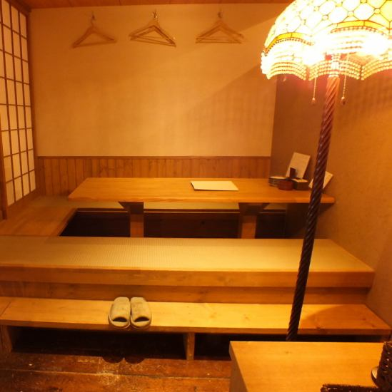 The second floor of the house is a space for relaxation by digging tatami mattress.Luxury Italian