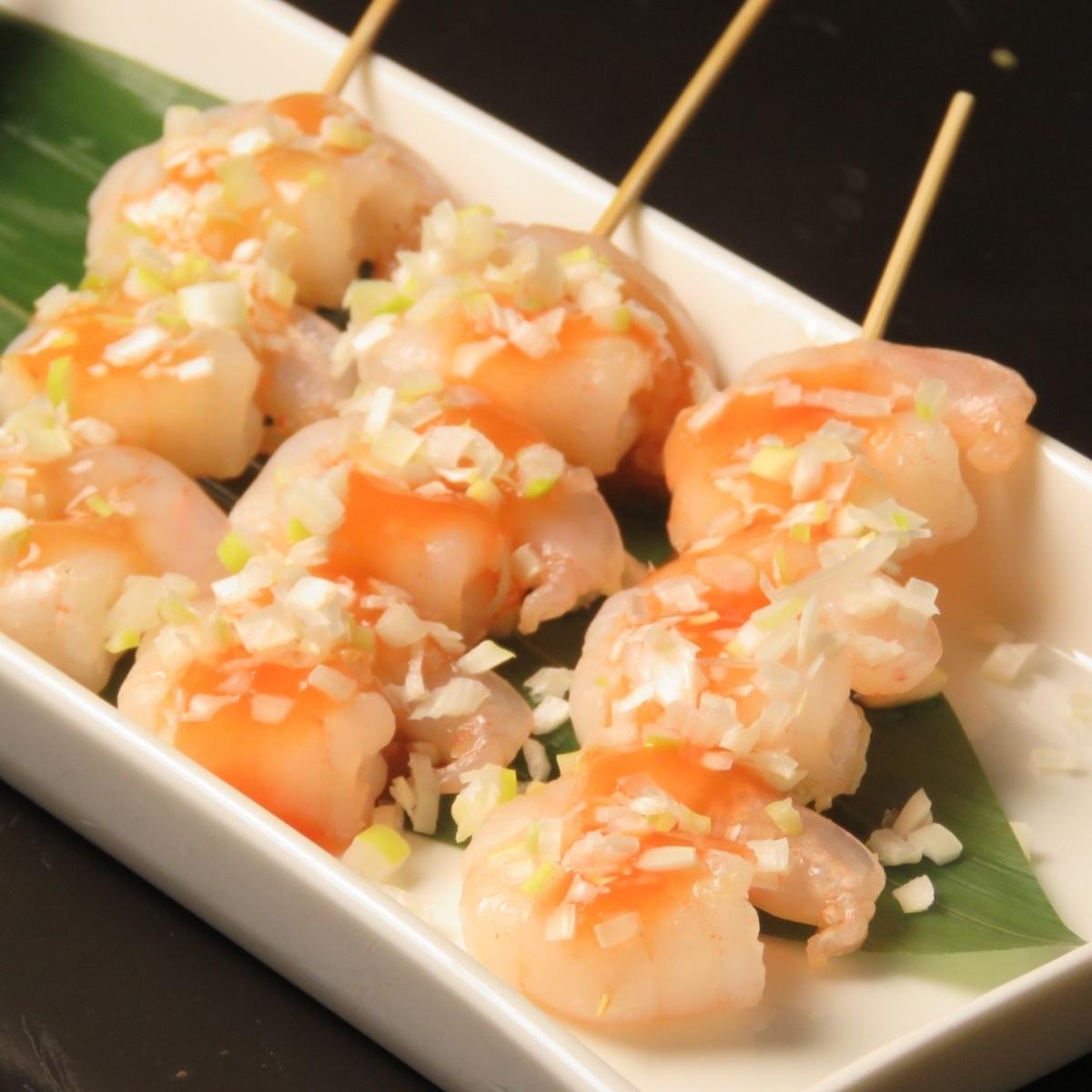 プリプリ海老ちゃん(チリソース味)