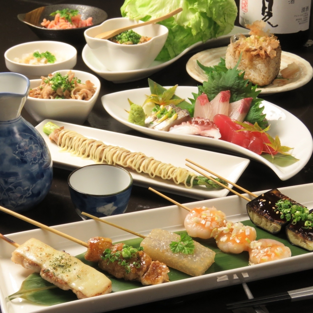 ☆ Healthy ☆ All the teppan dishes use olive oil ♪